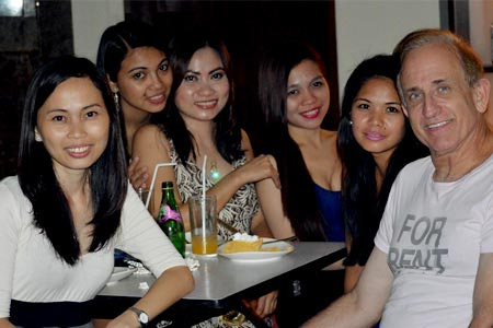 Meet hundreds of Philippine women at social events